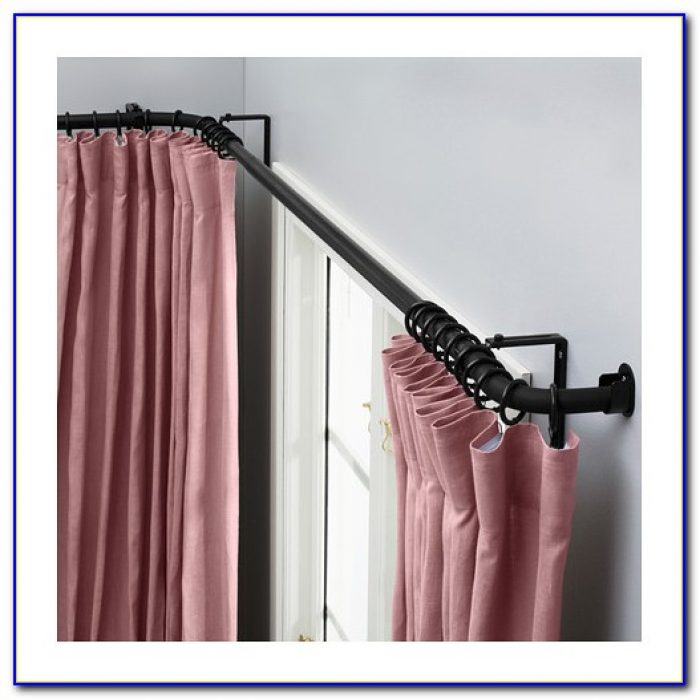 Ikea Curtain Rods And Brackets
