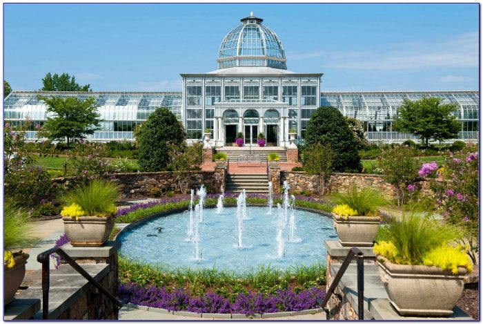 Lewis Ginter Botanical Garden Hours