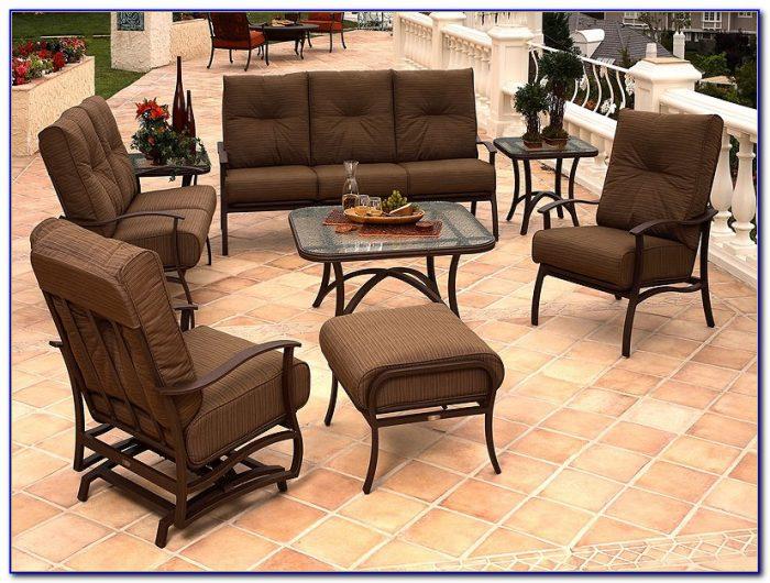 Mallin Patio Furniture Ebay