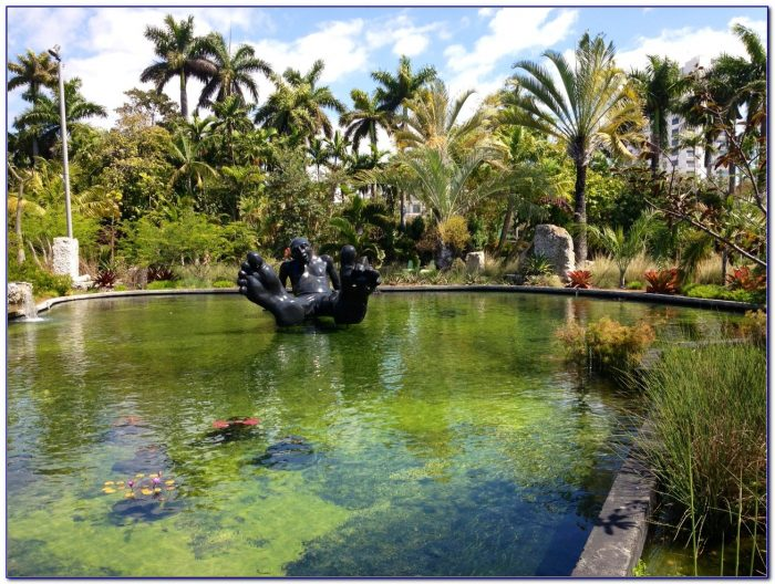 Miami Beach Botanical Garden Hours