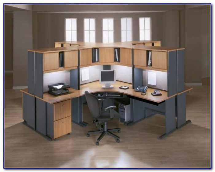 Modular Office Furniture Used