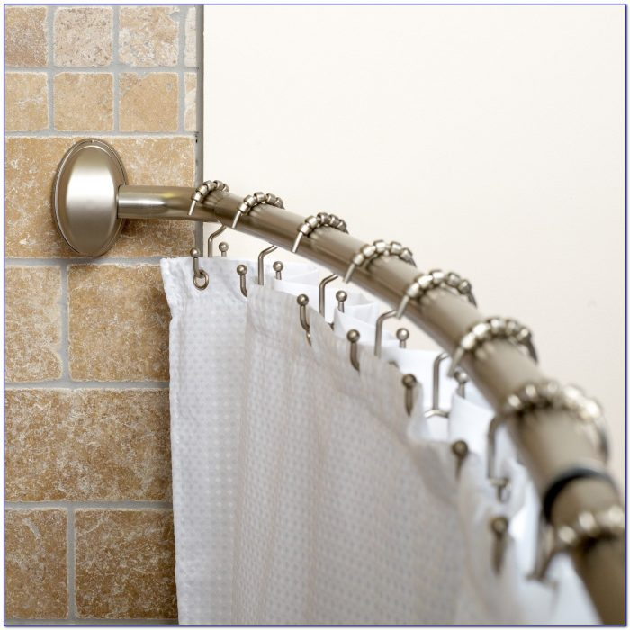 Round Shower Curtain Rod Australia