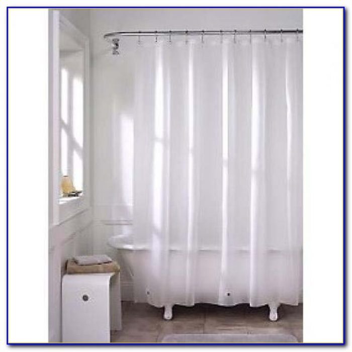 Shower Curtain Liners Extra Long