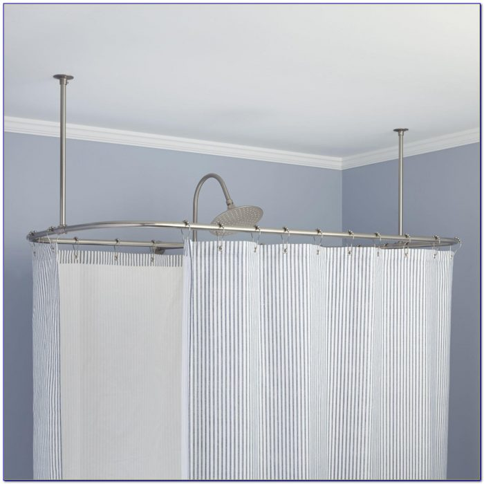 Shower Curtain Rods Amazon