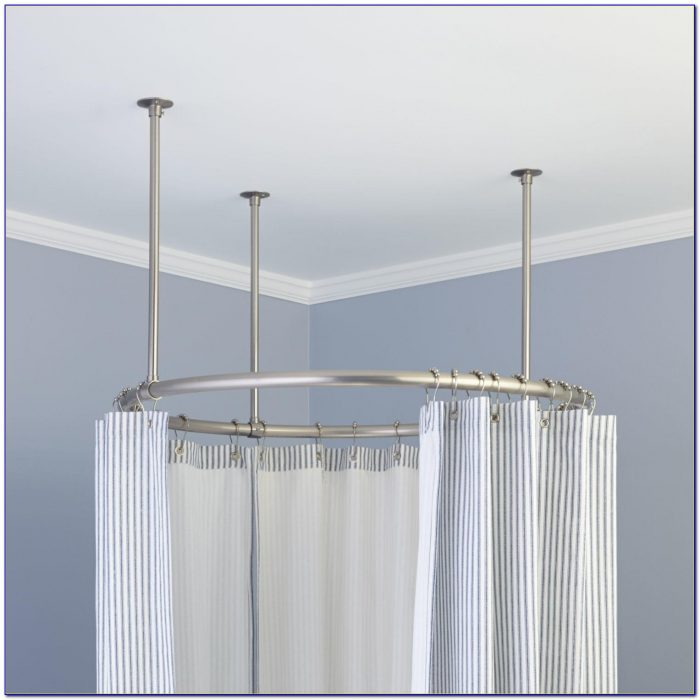 Shower Curtain Rods At Bed Bath & Beyond