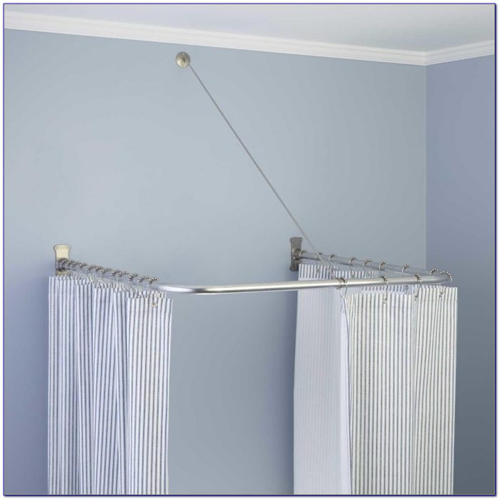 Shower Curtain Rods Target