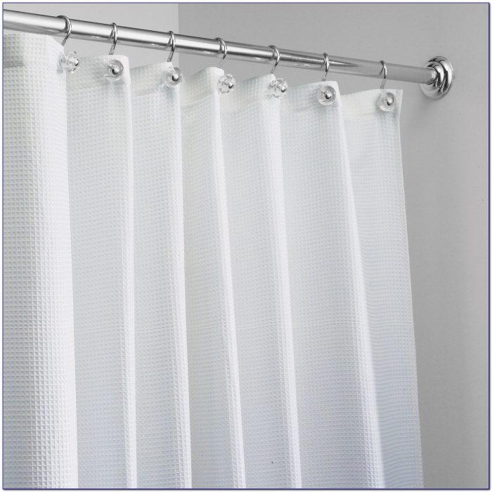 Shower Stall Curtain Rod