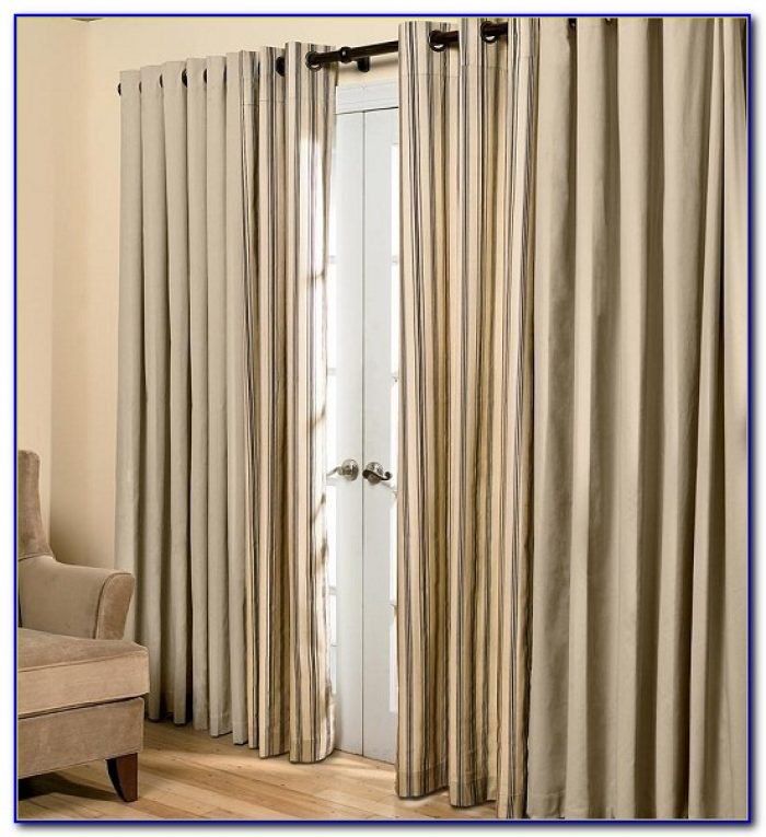 Sliding Door Curtains Bed Bath Beyond