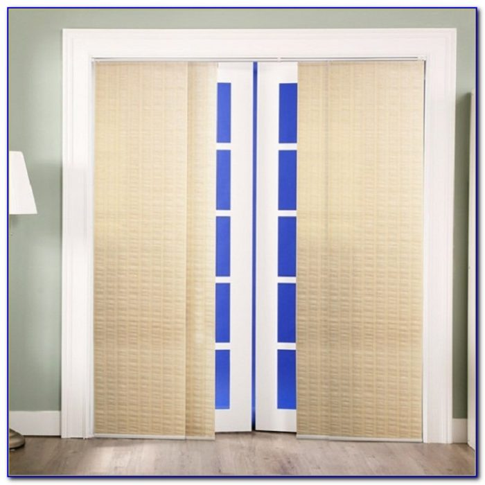 Sliding Door Curtains Rods