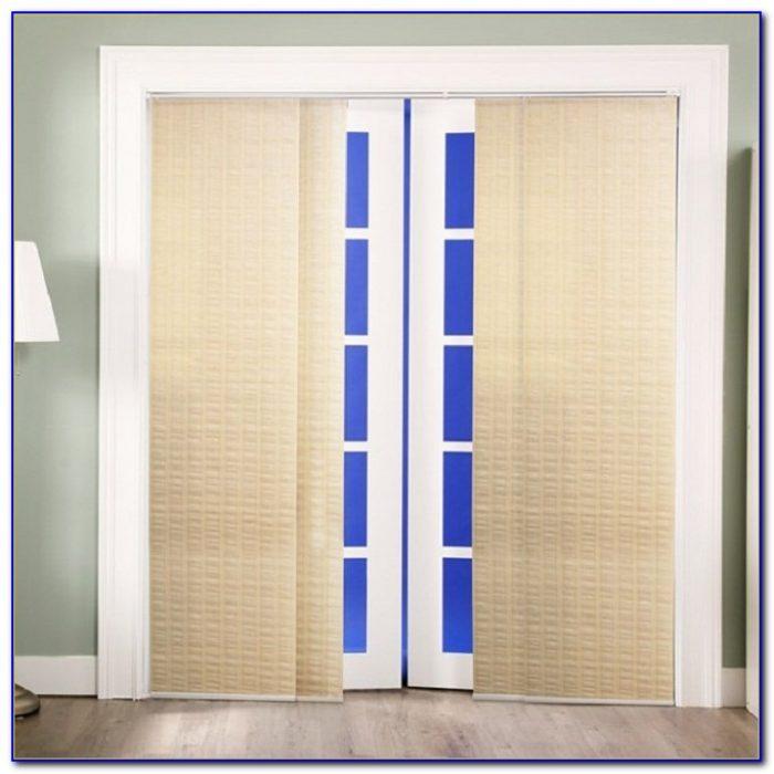 Sliding Door Curtains Rods