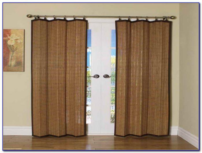 Sliding Door Curtains Target