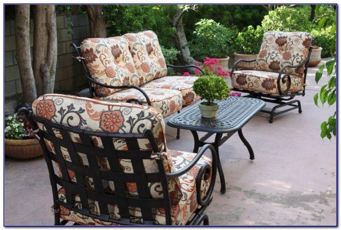 Sunbrella Patio Furniture Set