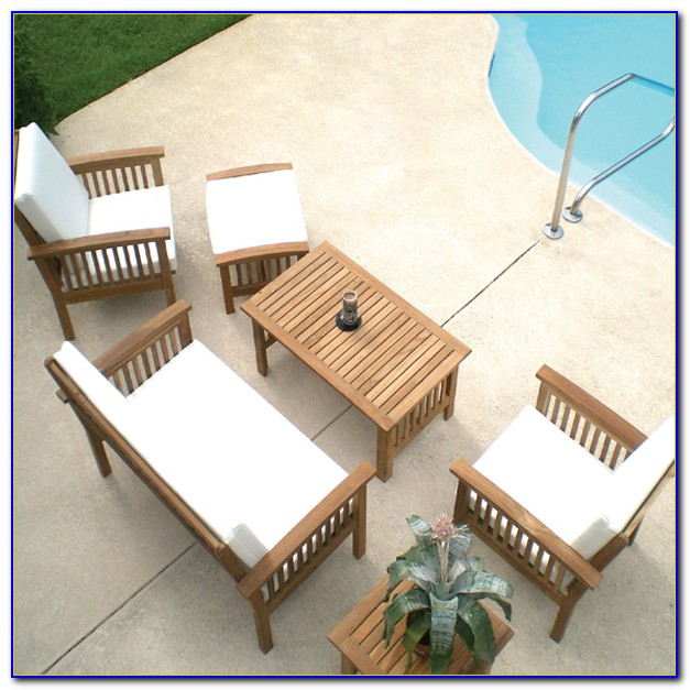 Teak Outdoor Furniture Care Furniture Home Design
