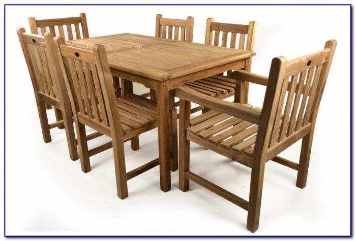 Teak Outdoor Furniture Portland Oregon