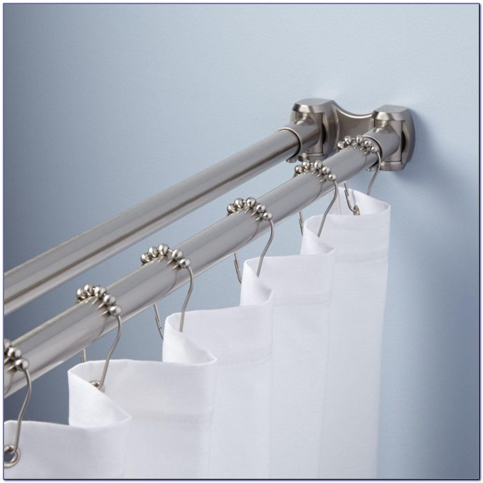 Tension Curtain Rod 80 Inches