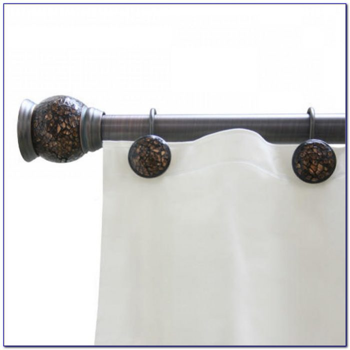 Tension Curtain Rods 90 Inches