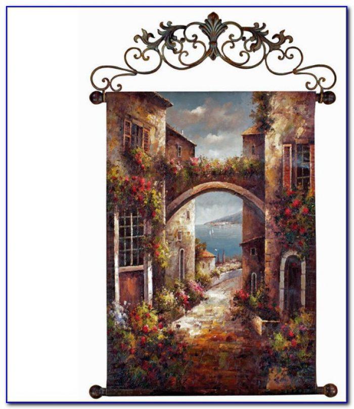 Tuscan Wall Decor Ideas