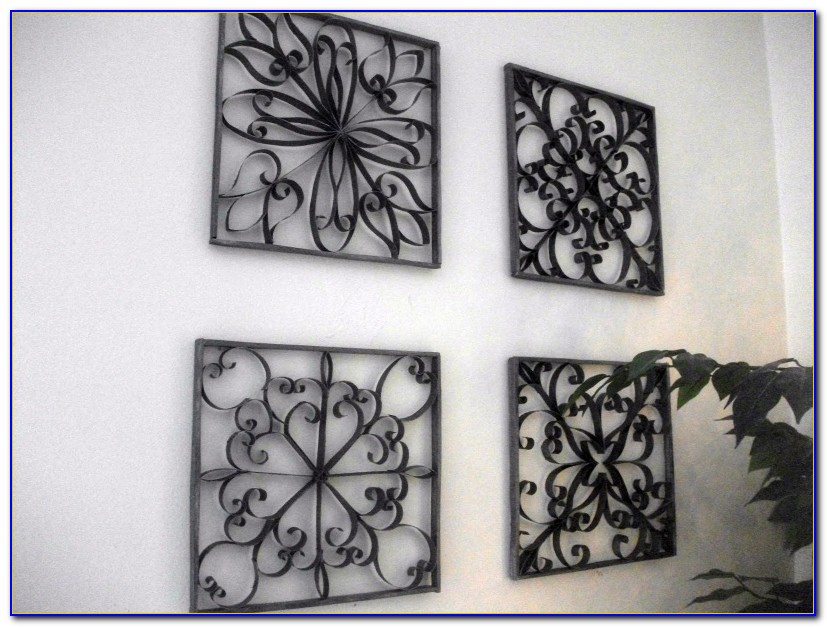 Wrought Iron Wall Decor Hobby Lobby