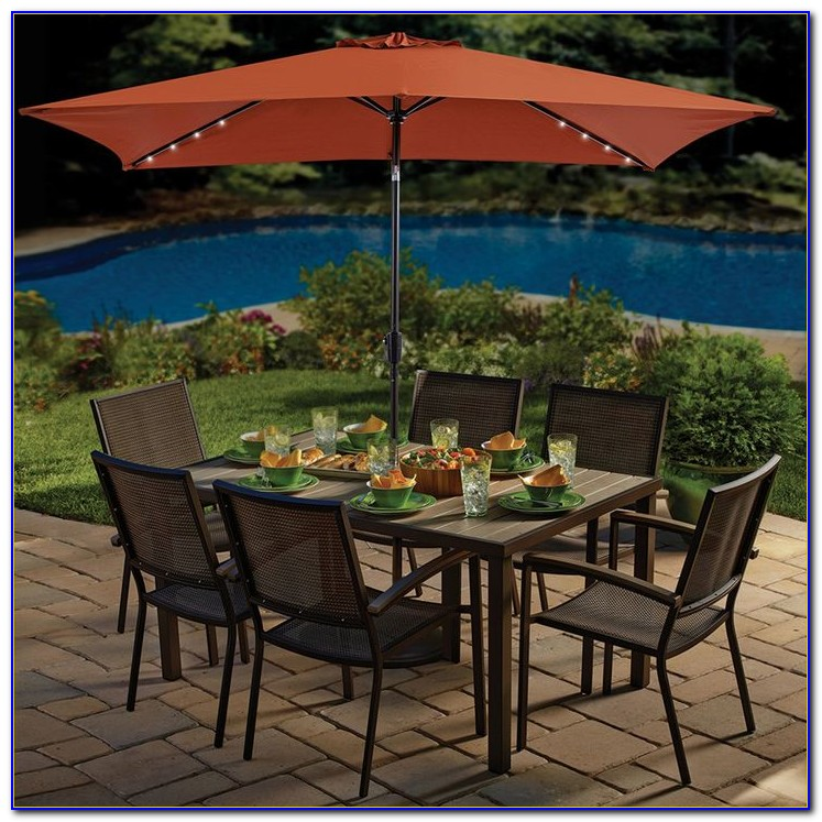 11 Foot Patio Umbrella Amazon