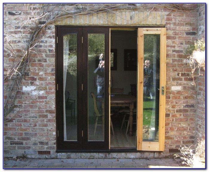 Bifold Patio Doors With Screens