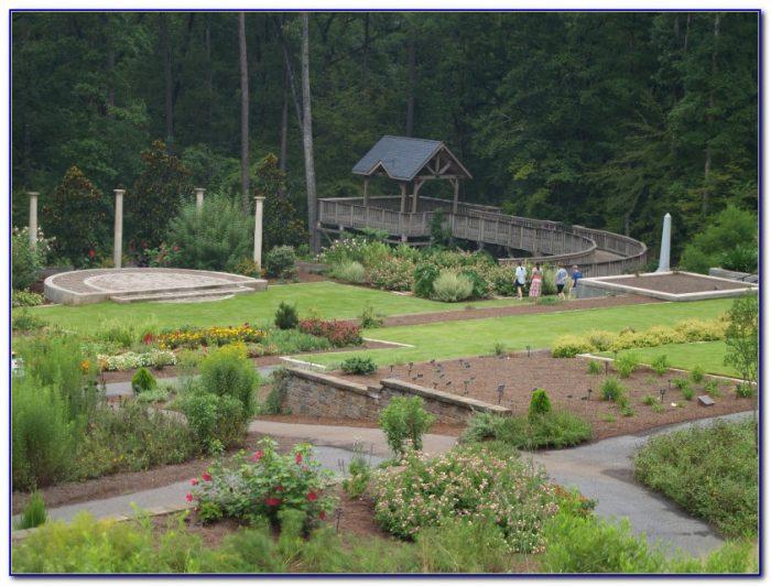 Botanical Gardens Athens Ga Chapel