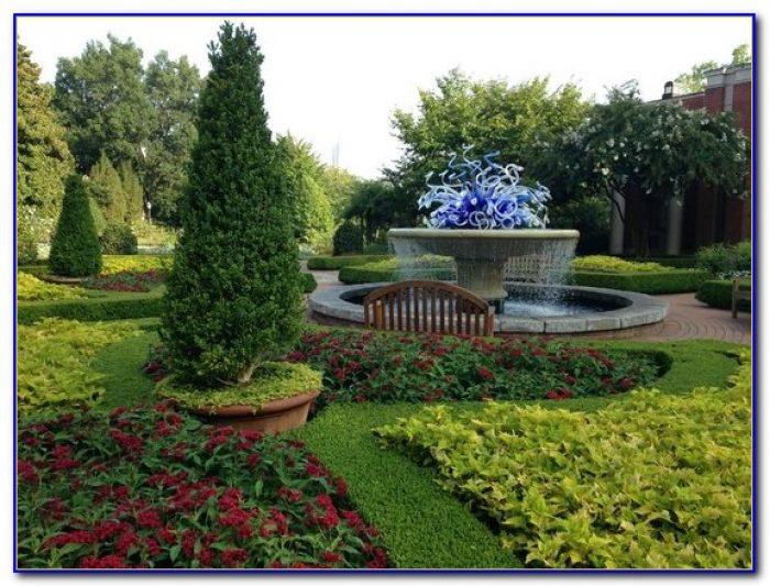 Botanical Gardens Atlanta Ga Christmas