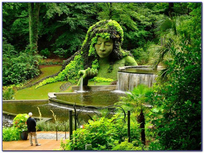 Botanical Gardens Atlanta Ga Wedding Venue