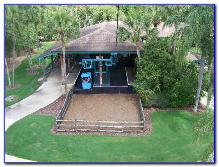 Busch Gardens Tampa Bay Map