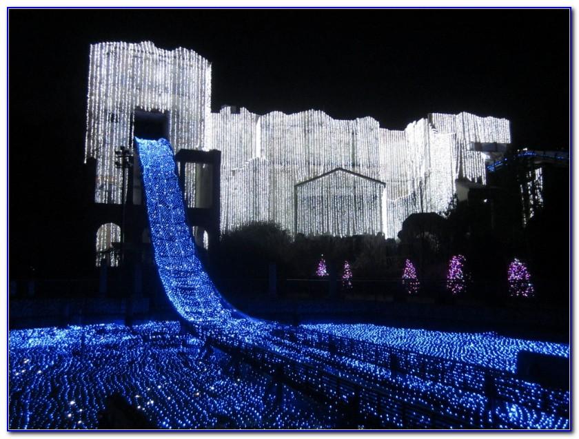 Busch Gardens Williamsburg Christmas Town 2014
