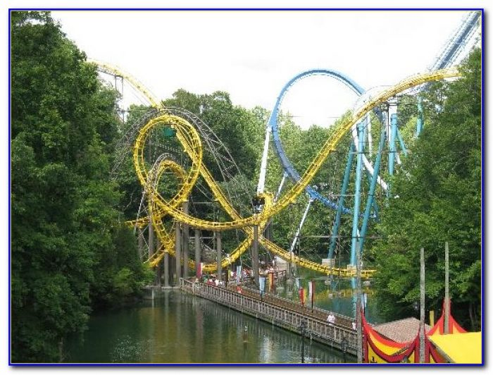 Busch Gardens Williamsburg Virginia Hours