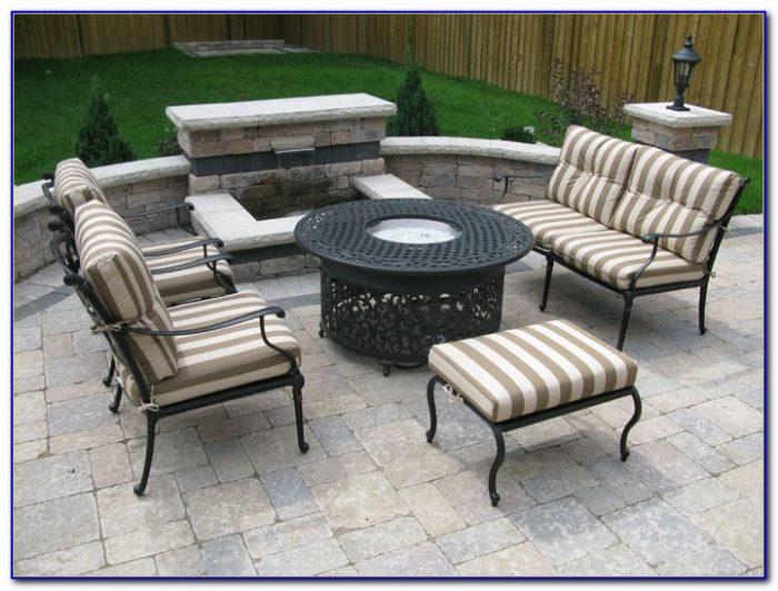 Cast Aluminum Patio Furniture Brands