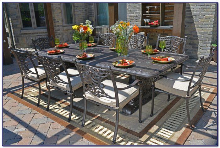 Cast Aluminum Patio Furniture Manufacturers