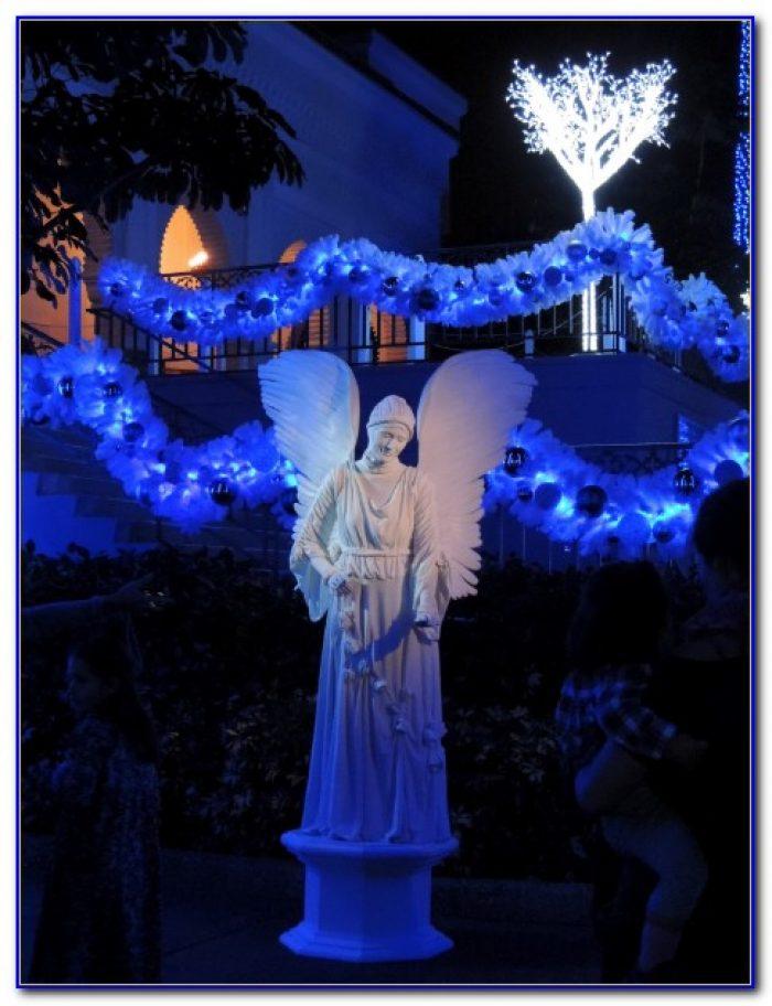 Christmas Town Busch Gardens Tampa 2014