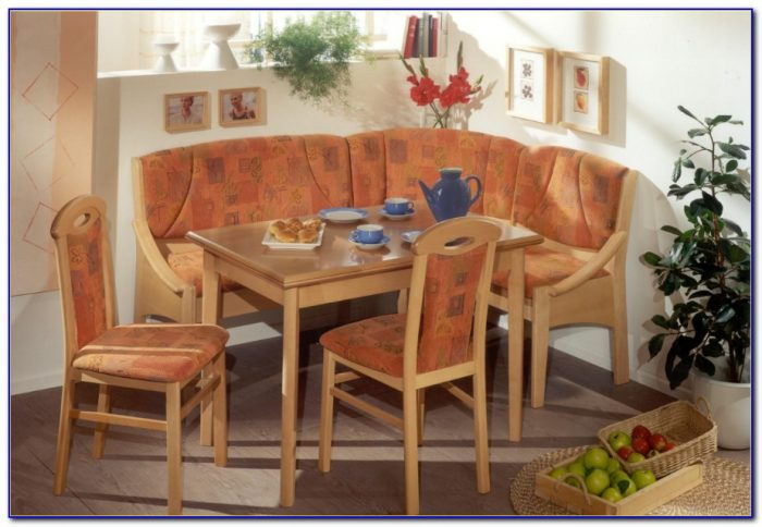 Corner Booth Style Kitchen Tables