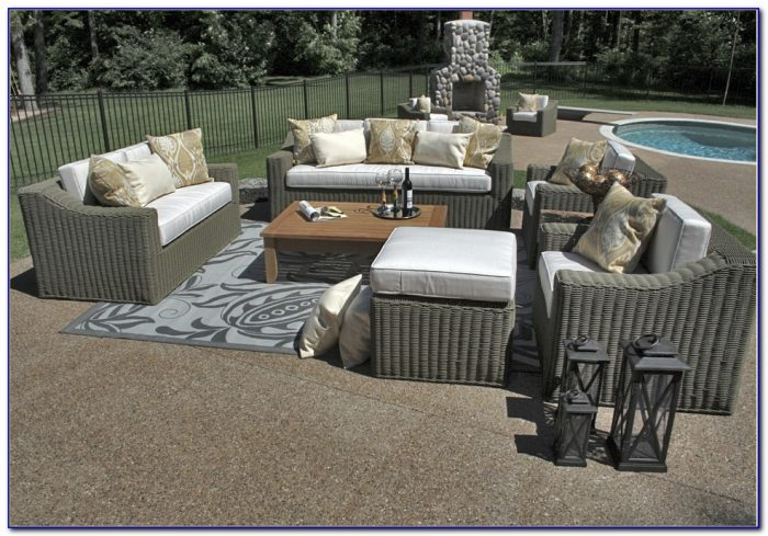 Deep Seating Patio Furniture Sets