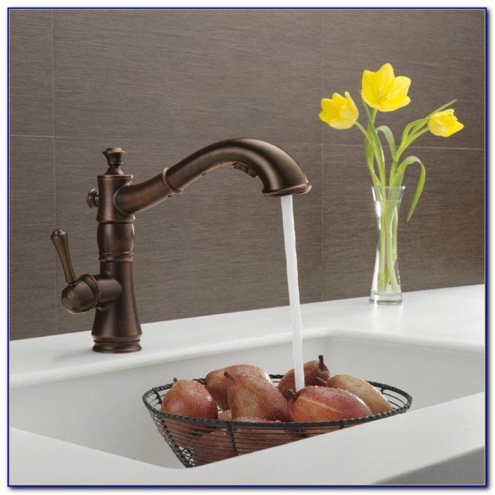 Delta Cassidy Kitchen Faucet 4197