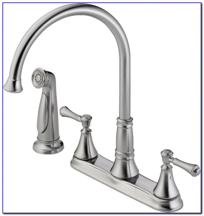 Delta Cassidy Kitchen Faucet Touch