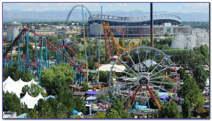 Elitch Gardens Theme Park Hours