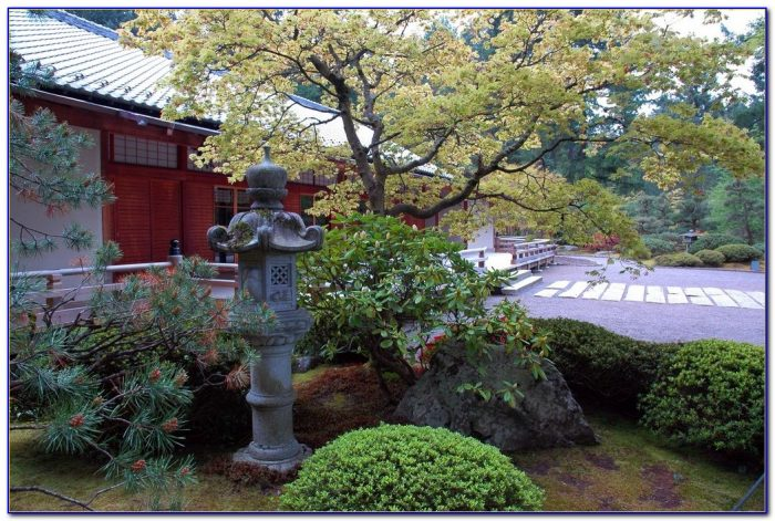 Japanese Garden Wedding Portland Oregon