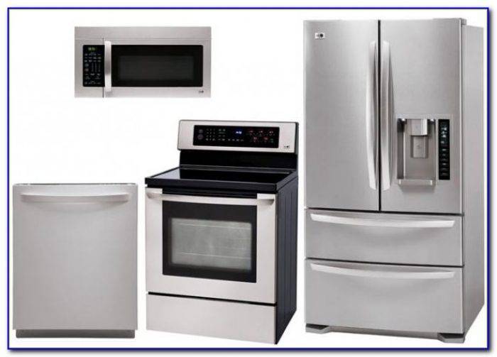 Kitchen Appliance Bundles With Wall Oven