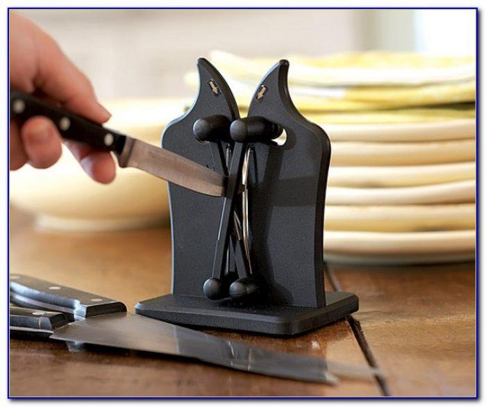 Kitchen Knife Sharpening Grit