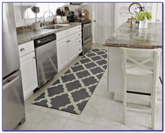 Kitchen Runner Rugs Washable
