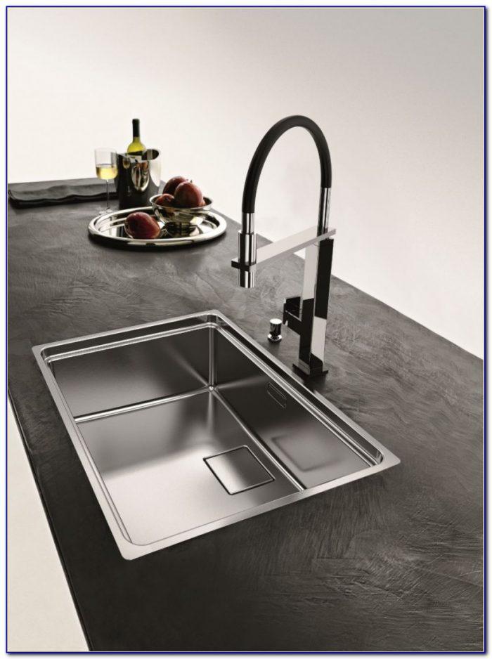 Kitchen Sink Mats Black