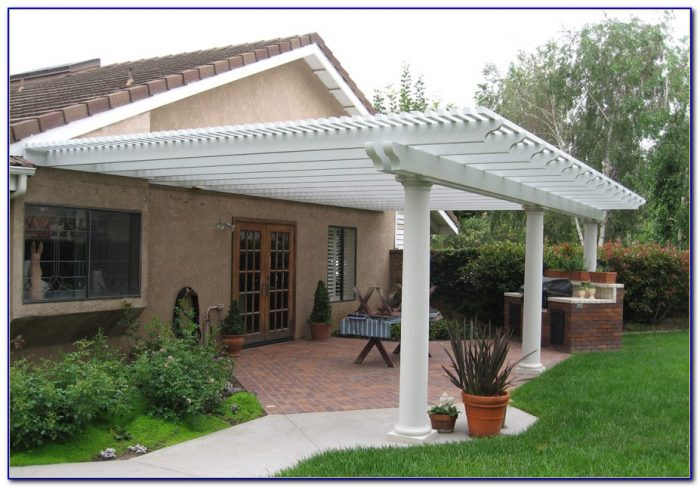 Lattice Patio Covers Do Yourself