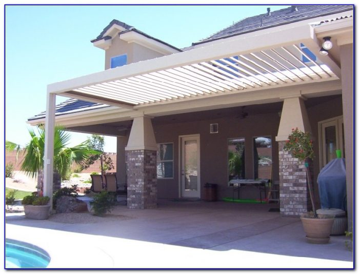 Louvered Patio Covers San Diego