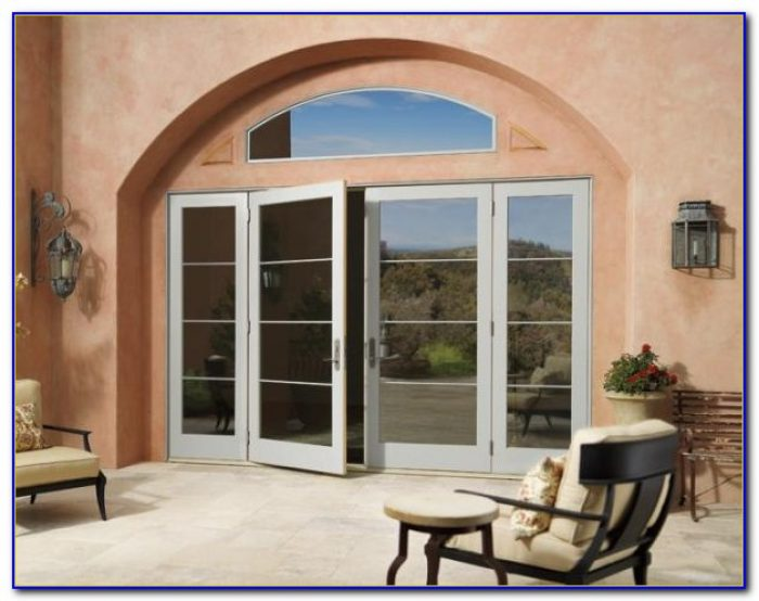 Marvin Patio Doors With Blinds