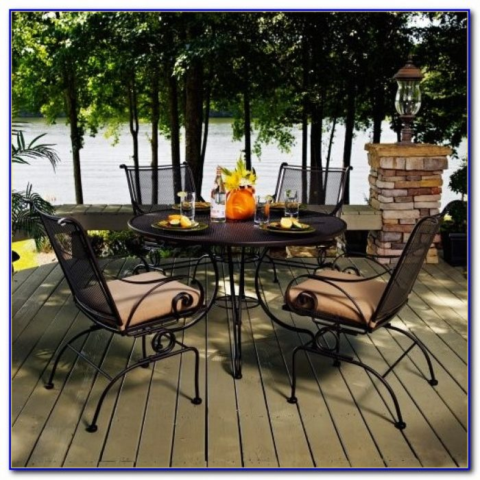 Meadowcraft Patio Furniture Paint