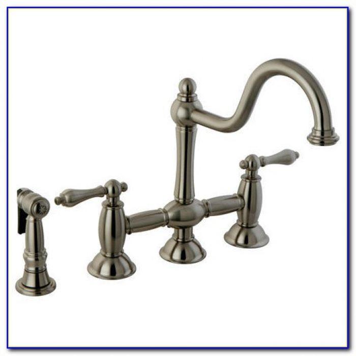 Menards Double Handle Kitchen Faucets