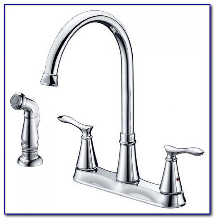 Menards Touchless Kitchen Faucets