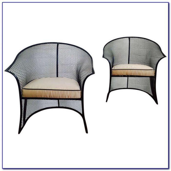 Mesh Patio Chairs